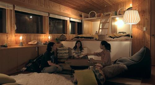 テラハ軽井沢女子部屋